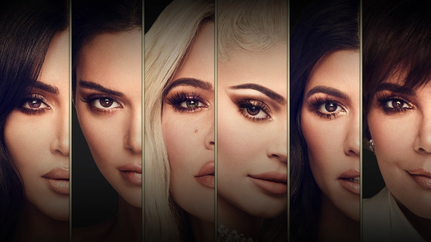 Keeping up with the Kardashians (1)
